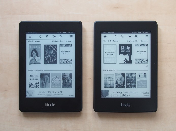 Kindle Paperwhite - Front