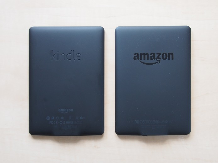 Kindle Paperwhite - Back