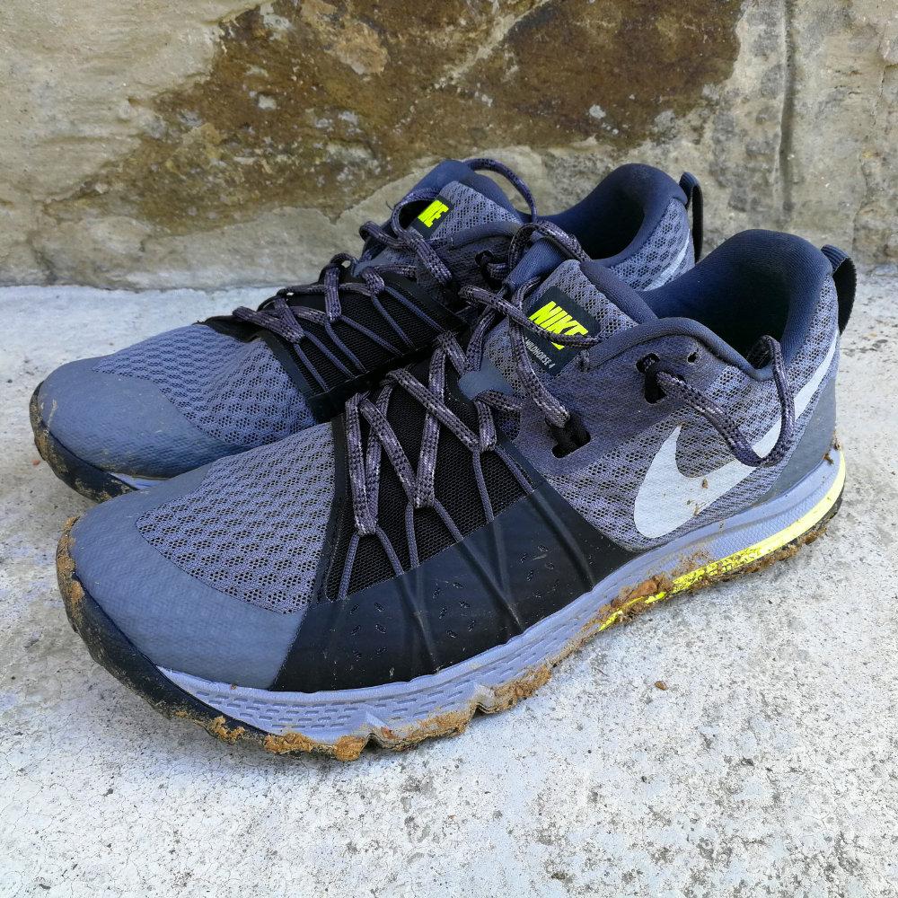 Pantofii mei de alergat Nike Wildhorse 4
