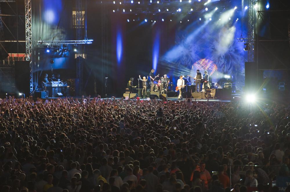 Concert Roxette Cluj Napoca 2012 - Credit: stiridecluj.ro