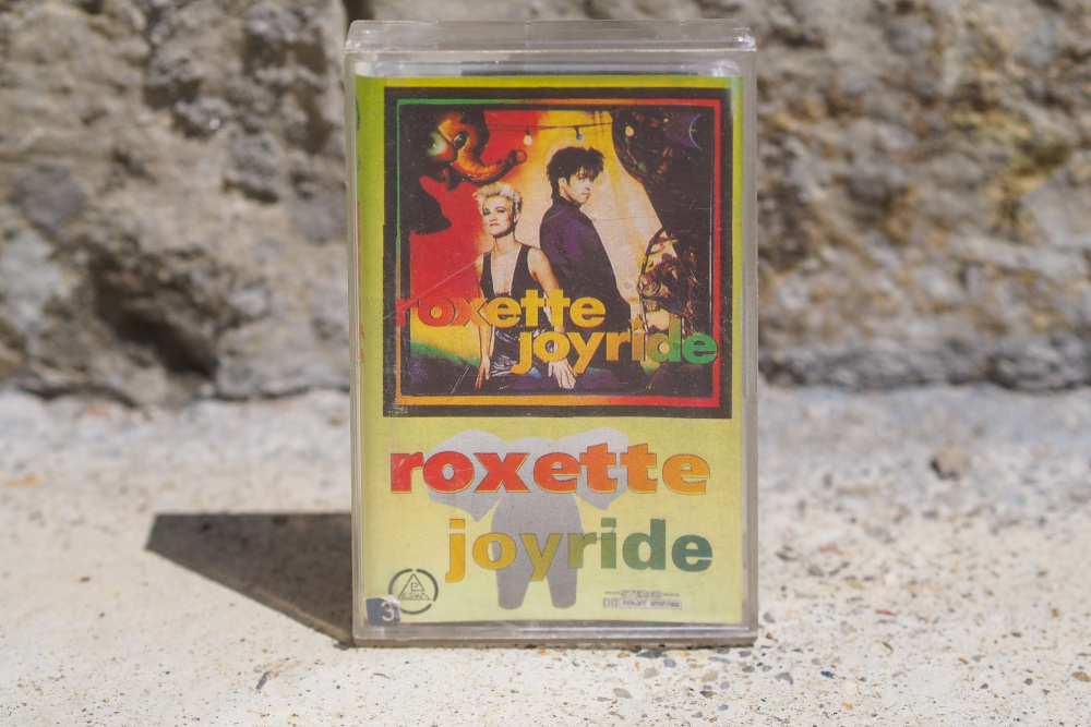 Casetă Roxette - Joyride