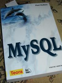 Dubois, Paul - MySQL